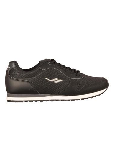 Lescon L-6617 Sneakers Ayakkabı Siyah Kadın Spor Ayakkabı Siyah